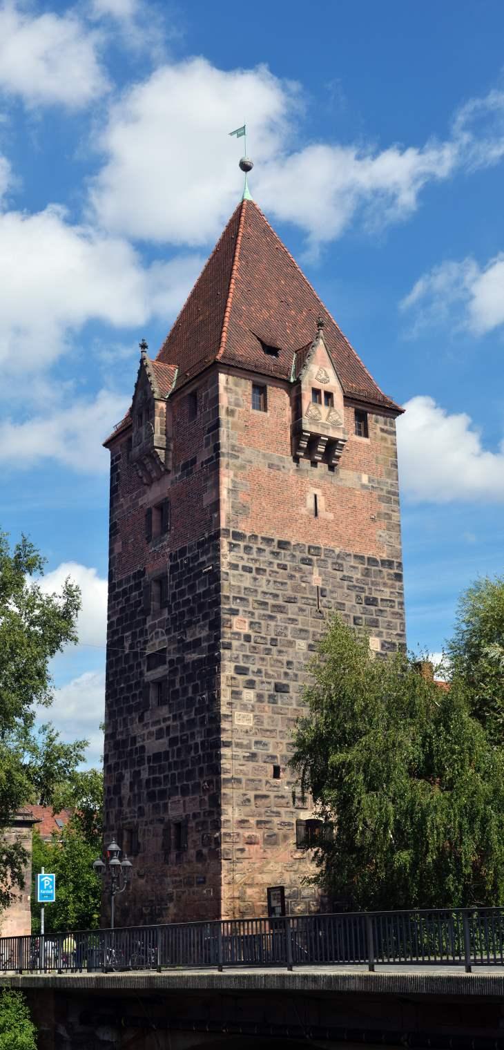 Männerschuldturm Nürnberg