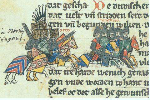 Otto der Große, III. Teil