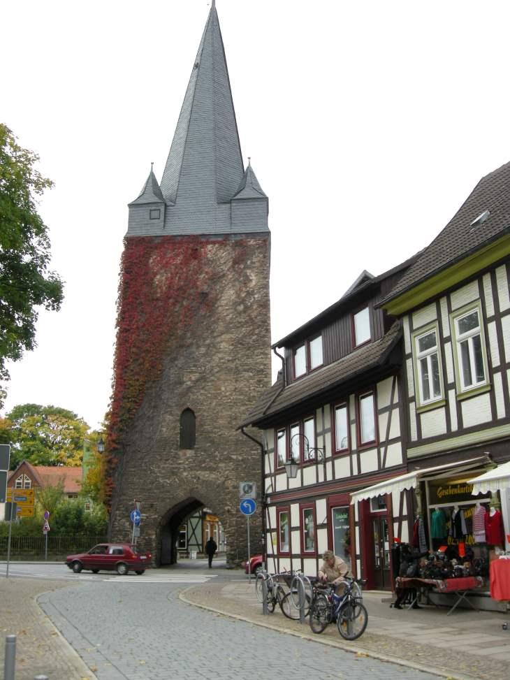 Schuldturm Westerntorturm Wernigerode