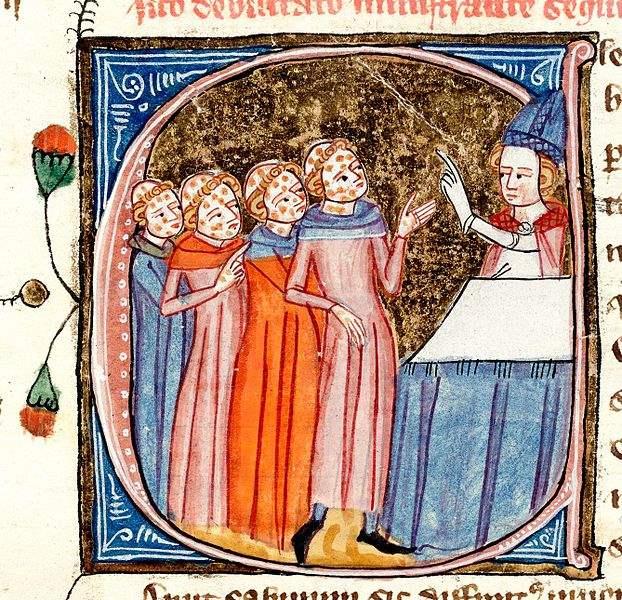 Krankheiten im Mittelalter