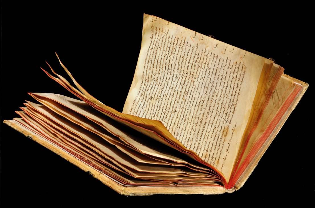 1_Das Lorscher Arzneibuch der Staatsbibliothek Bamberg_Ein mittelalterlicher Pergamentband