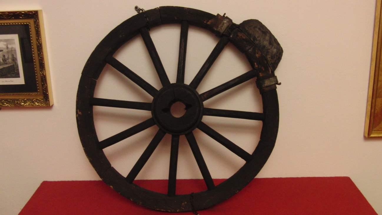 Bruchrad - Museum of medieval Torture instruments in Prag