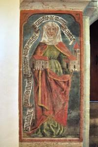 Reglindis, Herzogin von Alemannien