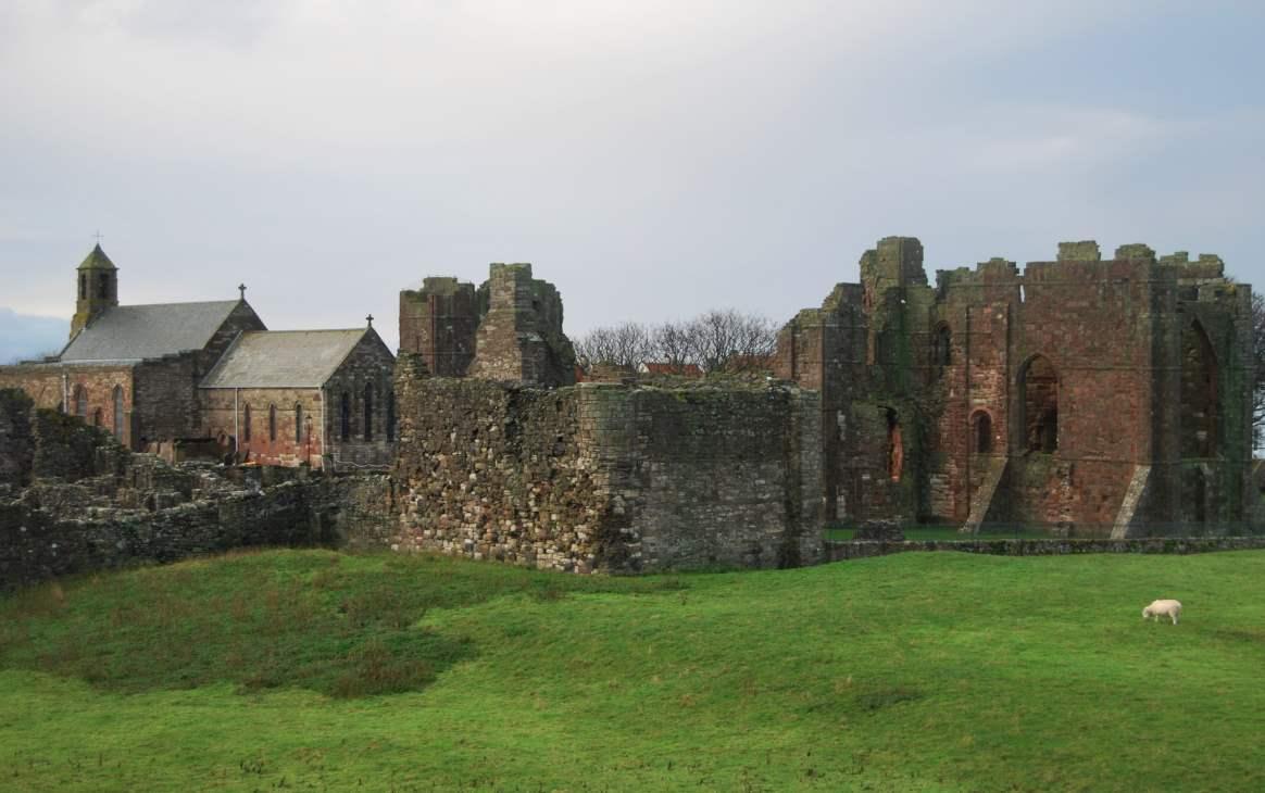 Kloster von Lindisfarne