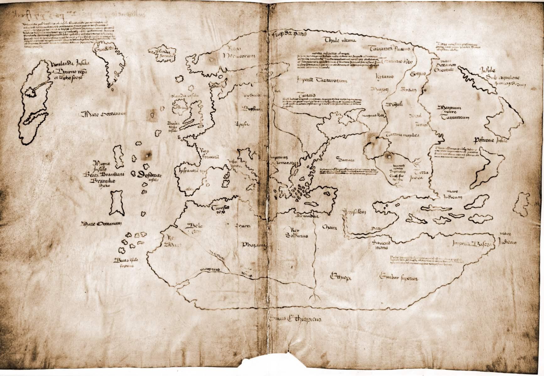 """Wikinger als Entdecker Amerikas? Das """"Vinland"""" des Leif Eriksson"""