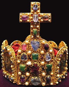 Reichskrone Quelle: Wikipedia