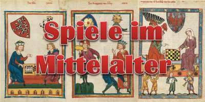 Kinderspiele Im Mittelalter