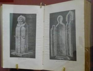 Eiserne - Zeichnung - im Museum of medieval Torture instruments in Prag Quelle: Landrichterin
