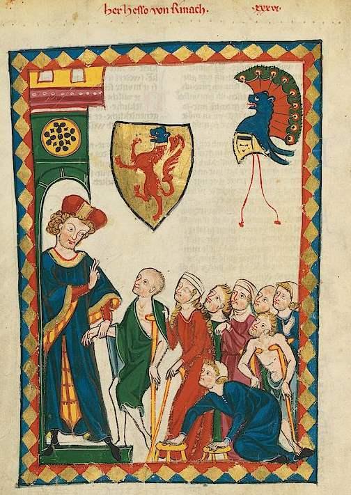 Krankheiten im Mittelalter – Behinderungen und Behinderte