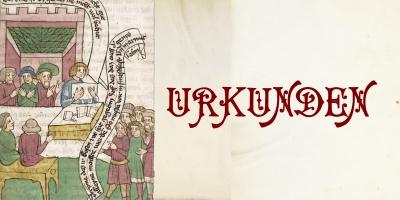 Urkunden – Heinrich der VI schenkt …
