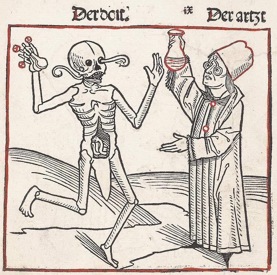 Medizinische Wissenschaft im Mittelalter
