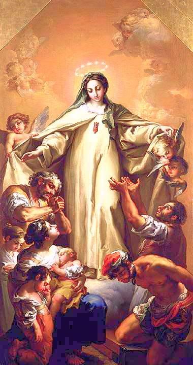 Maria von der Barmherzigkeit (de Mercede)