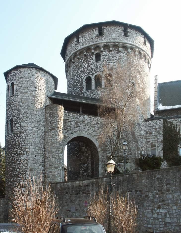 Dansker Burg Stolberg