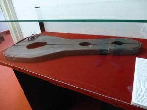Halsgeige - Museum of medievial Torture instruments in Prag eigene Aufnahme