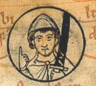 Liudolf von Sachsen, Kronprinz und Herzog