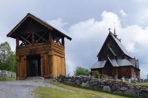 Stabkirche in Reinli Quelle: eigene Aufnahme