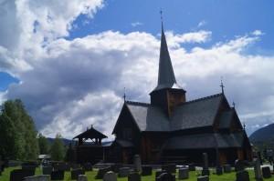 Stabkirche Hedalen Quelle: eigene Aufnahme