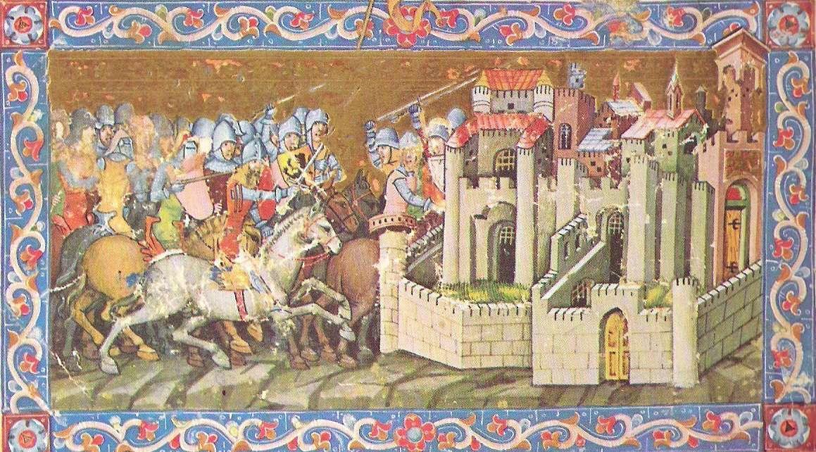Konrad der Rote, Herzog von Lothringen